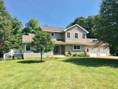 Menomonie Single Family Home Contingent: N5163 410th Street