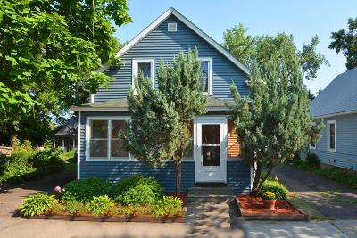 Saint Paul Single Family Home For Sale: 1925 Taylor Avenue W
