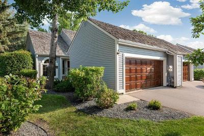 Eden Prairie Condo/Townhouse For Sale: 11084 Hyland Terrace