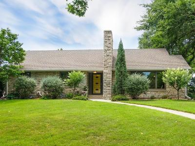 Saint Louis Park Single Family Home For Sale: 4023 Sunset Boulevard