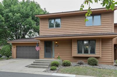 Apple Valley Condo/Townhouse For Sale: 5371 Upper 147th Street W
