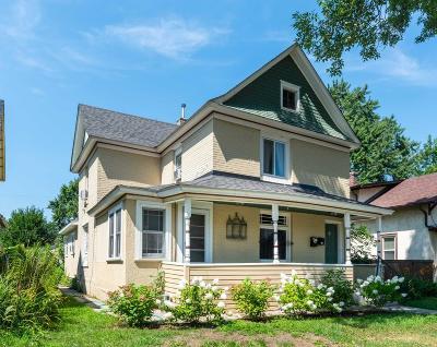 Minneapolis Multi Family Home Contingent: 1418 5th Street NE
