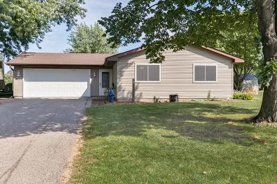 Shakopee Single Family Home Contingent: 2586 Ann Drive