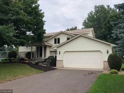 Mahtomedi Single Family Home For Sale: 649 Mina Court