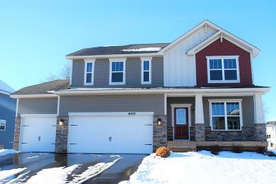 Hennepin County Single Family Home For Sale: 10827 Sundance Boulevard N