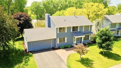 Eden Prairie Single Family Home For Sale: 8728 Grier Lane
