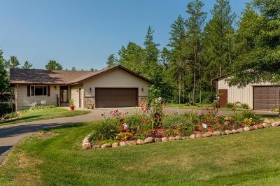Pequot Lakes Single Family Home For Sale: 1049 Mayo Road SW