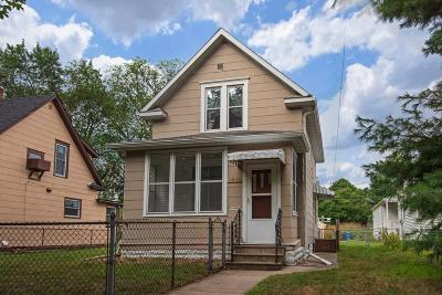 Minneapolis Single Family Home For Sale: 2840 38th Avenue S
