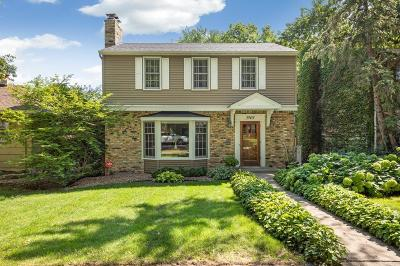 Minneapolis Single Family Home For Sale: 3905 Beard Avenue S