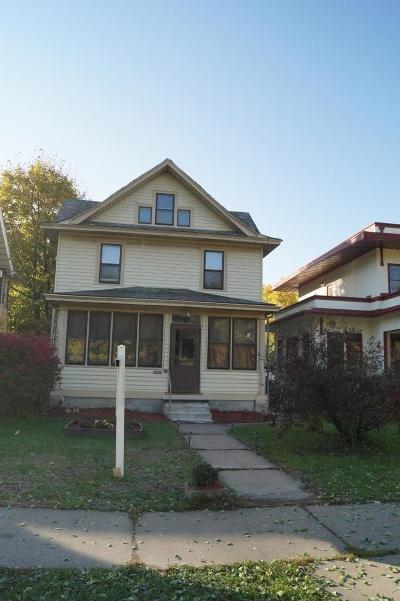 Saint Paul Single Family Home For Sale: 2110 Marshall Avenue