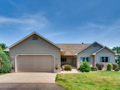 Prescott Single Family Home For Sale: N5438 1200th Street