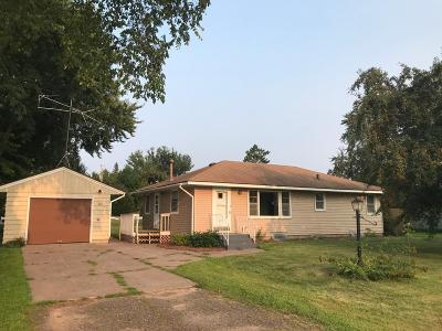 Mora MN Single Family Home For Sale: $130,000