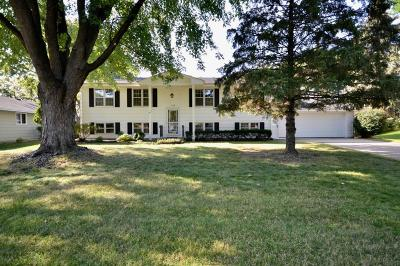 Roseville Single Family Home Contingent: 456 Woodhill Drive
