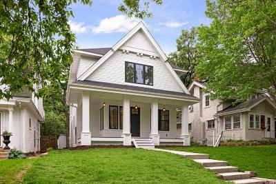 Minneapolis Single Family Home For Sale: 5044 Washburn Avenue S