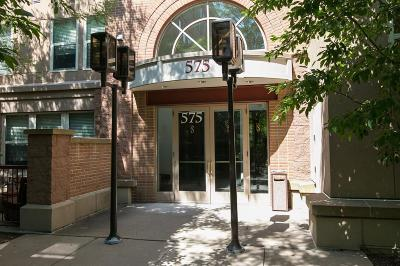 Condo/Townhouse For Sale: 575 N 1st Street #301