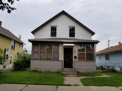 Single Family Home For Sale: 943 Aurora Avenue