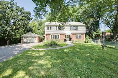 White Bear Lake Single Family Home For Sale: 2473 Lake Avenue