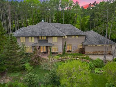 Minnetrista Single Family Home For Sale: 4360 Trillium Lane W