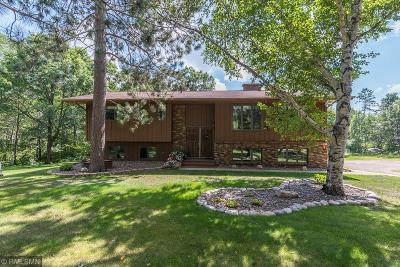Pequot Lakes Single Family Home For Sale: 4835 County Road 16