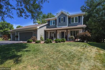 Eden Prairie, Chanhassen, Chaska, Carver Single Family Home For Sale: 6751 Marsh Ridge Court