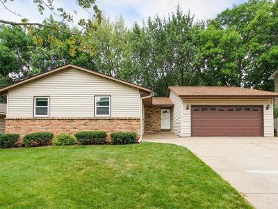 North Saint Paul Single Family Home For Sale: 2120 Buhl Avenue