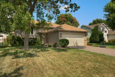 Rosemount Single Family Home Contingent: 15534 Columbia Court