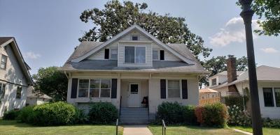 Saint Paul Single Family Home For Sale: 1550 Laurel Avenue