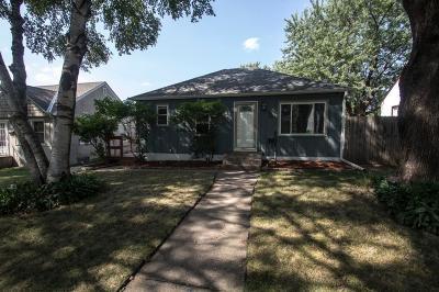 Saint Paul Single Family Home For Sale: 1985 Nebraska Avenue E