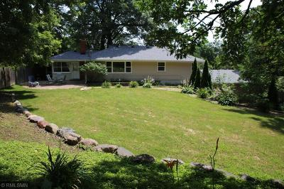 Minnetonka Single Family Home For Sale: 4714 Caribou Drive