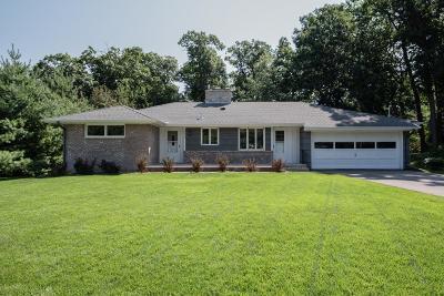 Minnetonka Single Family Home For Sale: 3515 Arbor Lane