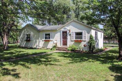 Saint Cloud MN Single Family Home For Sale: $134,900