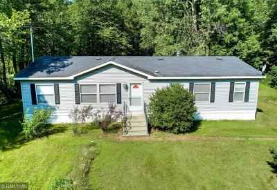 Chisago County, Isanti County, Pine County, Kanabec County Single Family Home For Sale: 36618 County Road 15