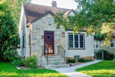 Saint Paul Single Family Home For Sale: 1390 Laurel Avenue