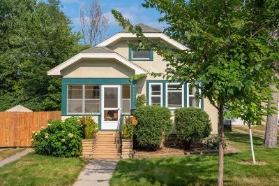 Minneapolis Single Family Home For Sale: 5537 Wentworth Avenue