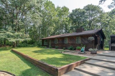 Brainerd Single Family Home For Sale: 17358 Smith Road