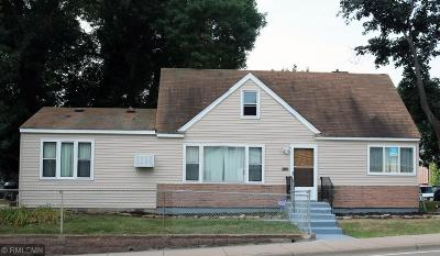 Minneapolis Single Family Home For Sale: 4601 2nd Avenue S