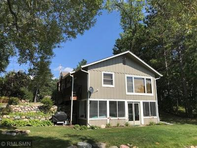 Pequot Lakes Single Family Home For Sale: 34445 County Road 39