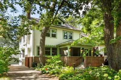 Minneapolis Single Family Home For Sale: 4920 Emerson Avenue S