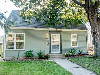 Minneapolis Single Family Home For Sale: 5625 22nd Avenue S