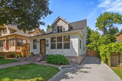 Single Family Home For Sale: 4732 Bryant Avenue S
