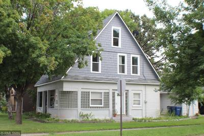 Saint Cloud MN Single Family Home For Sale: $139,900