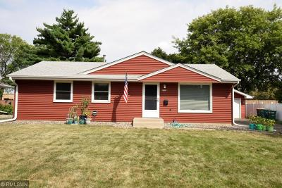 Bloomington Single Family Home For Sale: 8131 17th Avenue S