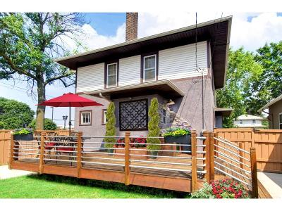 Saint Paul Single Family Home For Sale: 1576 Osceola Avenue
