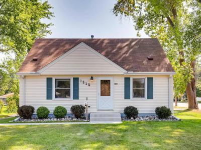 Richfield Single Family Home For Sale: 7545 Upton Avenue S