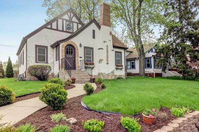 Minneapolis Single Family Home For Sale: 4601 Portland Avenue