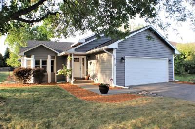 Eden Prairie Single Family Home Contingent: 19128 Broadmoore Drive
