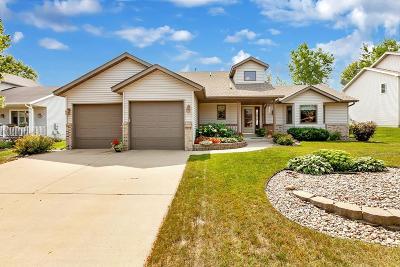 Saint Cloud MN Single Family Home For Sale: $199,500