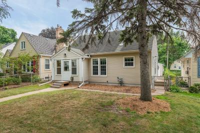 Saint Paul Single Family Home For Sale: 1896 Palace Avenue