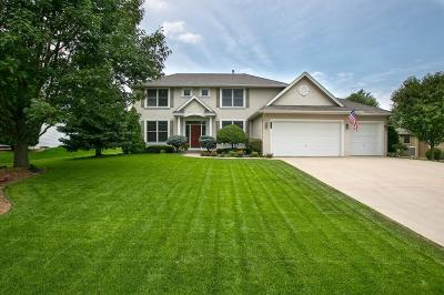 Eden Prairie Single Family Home For Sale: 8034 Spruce Trail