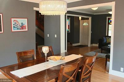 Minneapolis Single Family Home For Sale: 2630 Taylor Street NE